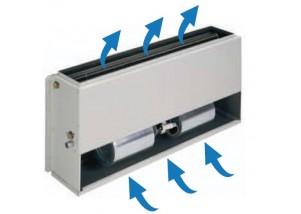 Centrala slim/redusa de ventilatie pentru tubulatura UTX-Z22-340 - 20,20 kW