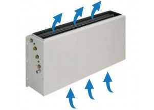 Centrala slim/medie de ventilatie pentru tubulatura UTY-Z21-231 - 14,70 kW