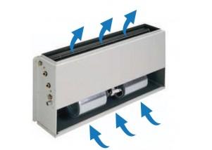 Centrala slim/medie de ventilatie pentru tubulatura UTY-Z22-122 - 6,57 kW