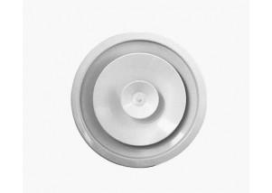 Anemostat rotund Ø200 mm din aluminiu