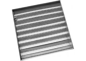 Damper reglare debit aer pentru anemostat 295x145mm