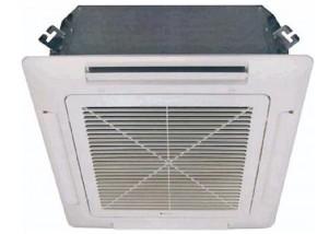 Ventiloconvector tip caseta, cu doua baterii - 4,66 kW