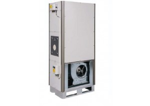 Generator vertical  de aer cald cu gaz - 34 kW