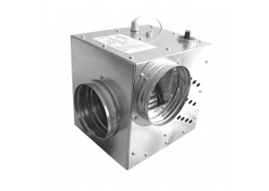 Ventilator industrial de semineu KOM II 600