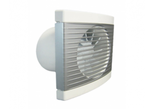 Ventilator uz rezidential cu temporizator  PLAY 125 WC Modern