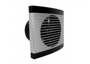 Ventilator uz rezidential  PLAY 125 S Satin