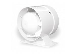 Ventilator axial de tubulatura / evacuare aer POLO 2 125/129 W
