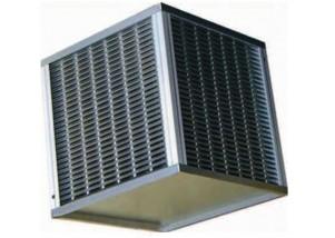 Recuperator de caldura in placi - 1480 mc/h