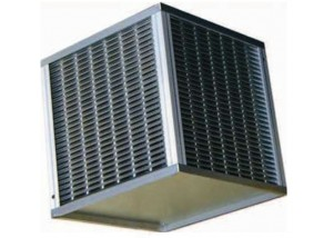 Recuperator de caldura in placi - 9600 mc/h