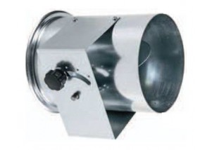 Obturator tubulatura circulara ST1 Ø160 mm