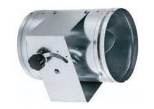 Obturator tubulatura circulara ST3 Ø125 mm
