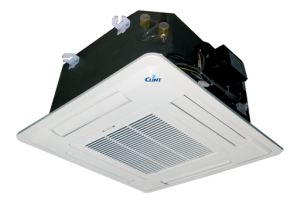 Ventiloconvector tip caseta, cu o baterie - 2,4 kW