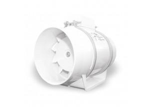 Ventilator axial de tubulatura / evacuare aer TURBO 125 HS/LS