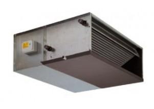 Centrala medie de ventilatie pentru tubulatura UTA360-4P-D 22,8 kW / 1400 RPM