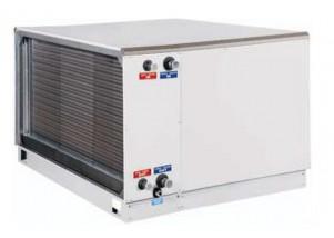 Centrala industriala de ventilatie pentru tubulatura UTH1-OZ7 - 6,2 kW