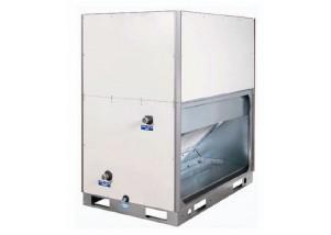 Centrala industriala de ventilatie pentru tubulatura UTH12-VZ2 - 126 kW