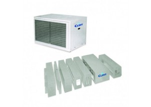 Centrala de ventilatie pentru tubulatura UTW/EC93 - 7,5 kW cu motor EC Inverter