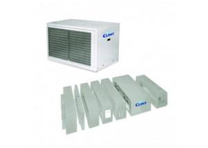 Centrala de ventilatie pentru tubulatura UTW/EC153 - 13,1 kW cu motor EC Inverter