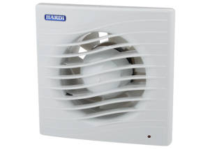 Ventilator uz rezidential Ø100 mm cu celula foto si timer