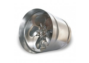Ventilator industrial de tubulatura WB 250