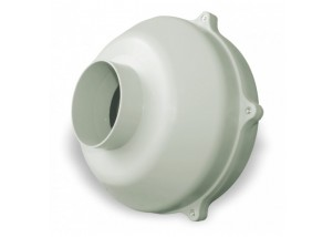 Ventilator industrial de tubulatura WK PLASTIC 100