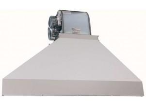Bariere de aer cu recirculare - 3840 mc/h
